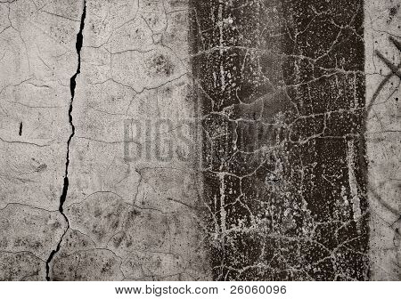 old wall monochrome texture