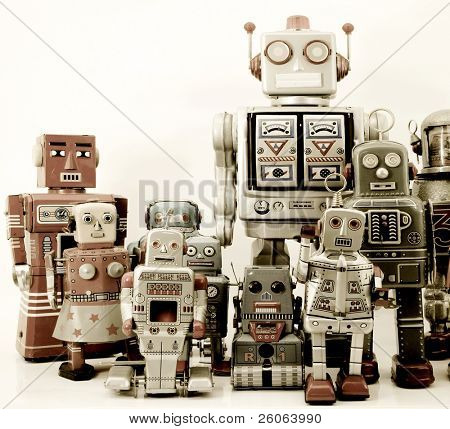 robot group