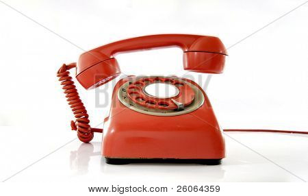 red phone ringing
