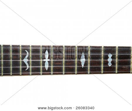 Banjo fret board
