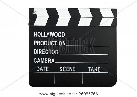 Retro Movie Industry film Slate