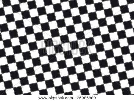 seamless black and white pattern for background