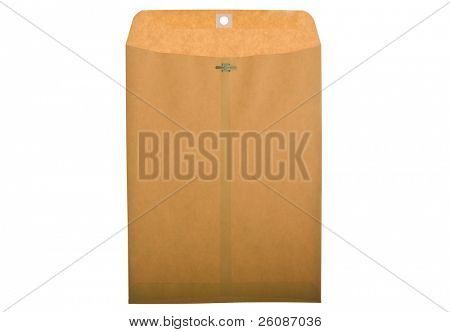 New Large Manila Envelope