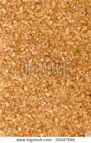 Demerara Turbinado Sugar Texture background.