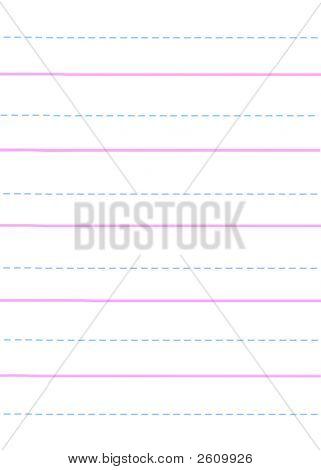 Blank Primer Tablet