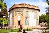 stock photo of xerxes  - Pars museum in Shiraz - JPG