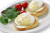 foto of benediction  - Eggs Benedict  - JPG