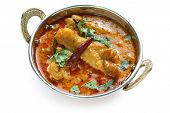 foto of kadai  - chicken curry  - JPG