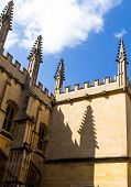 Bodleian Libraries Is The Largest University Library System In The Uk And Include One Of The Oldest  poster