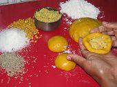 Pakoras Preparation(Indian Cooking) poster