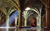 foto of cistern  - El Jadida cistern - JPG
