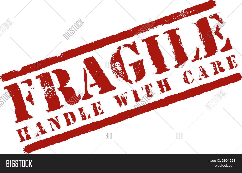Fragile Stamp Vector Stock Vector & Stock Photos | Bigstock