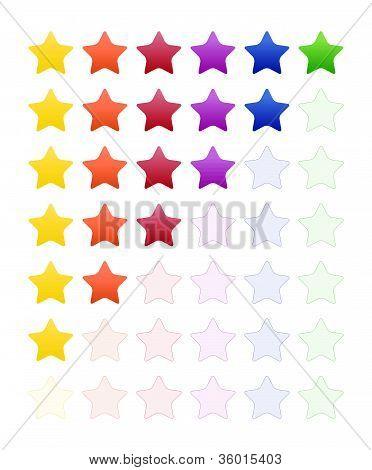 Rate Stars