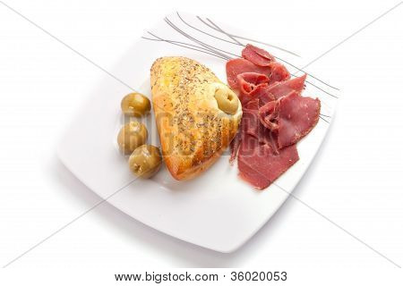 Pate with Pastrami
