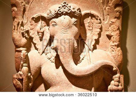 Estatua de Ganesh