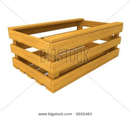 Wooden Box For Fruits And Vegetables