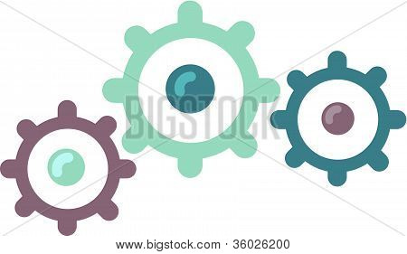 Three Gears