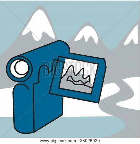 Hand-held Video Recorder