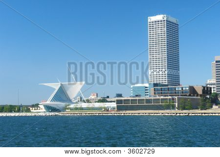 Milwaukee Lake Front