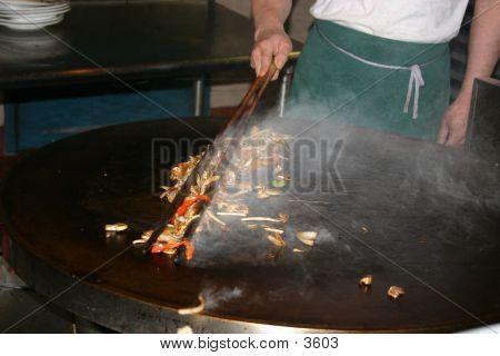 Mongolian BBQ
