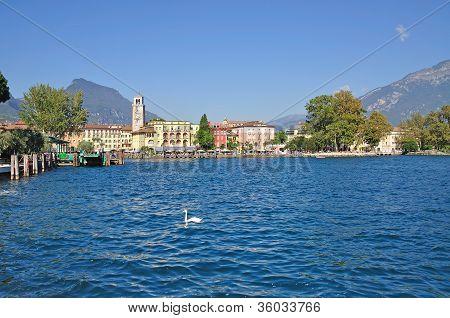 Riva del Garda,Lake Garda,Italy
