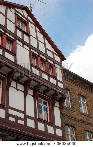 Old German House