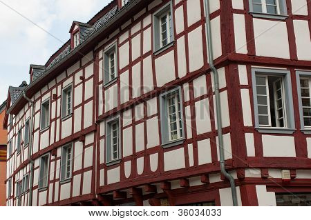 Old Traditional German House
