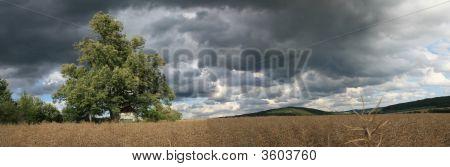 Sv.Anna Before Storm