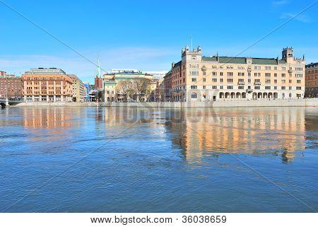Central Stockholm