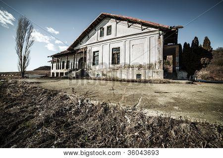 Decrepit House