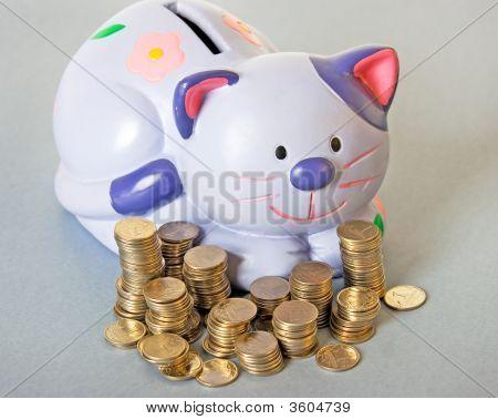Cat - Moneybox