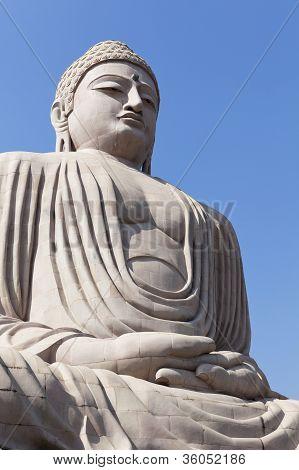 Giant Buddha.