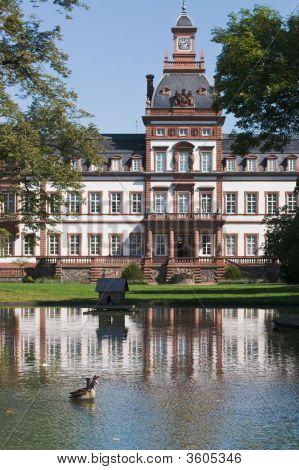 Philippsruhe Schloss And Park
