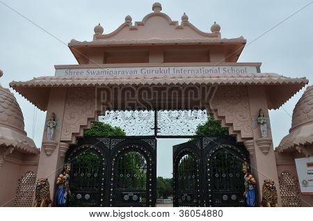 Shree Swaminarayan Gurukul in Hyderabad, Andhra Pradesh in India
