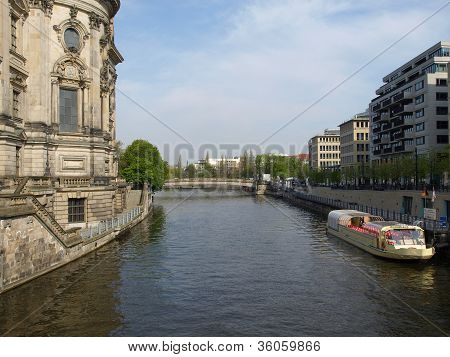 River Spree, Berlin
