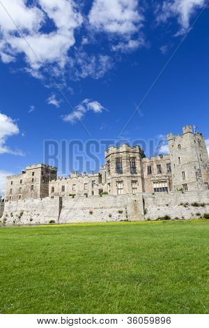 Raby Castle in County Durham