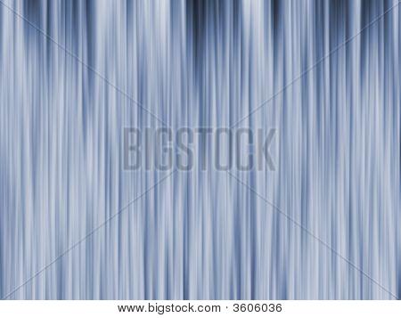 Metallisch blau abstrakt