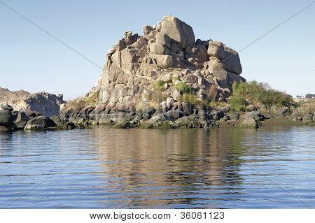 Landscape Near Philae