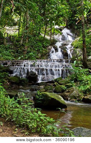 Maekampong Wasserfall in chiangmai