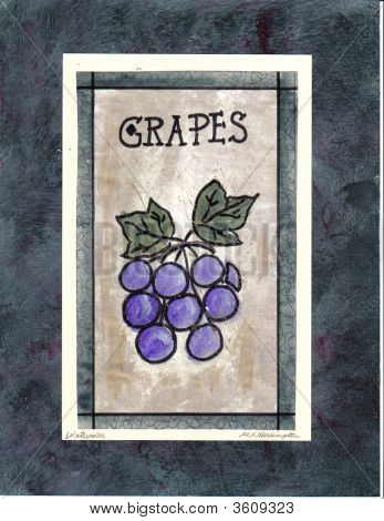 Sign Grapes