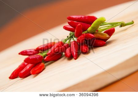 calabrian hot pepper very hot chili