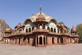 picture of jainism  - Cenotaph of Maharaja Bakhtawar Singh in the City Palace complex in Alwar - JPG
