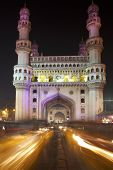 stock photo of charminar  - Charminar - JPG