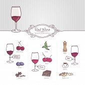 Red Wine Flavour And Aroma Characteristics