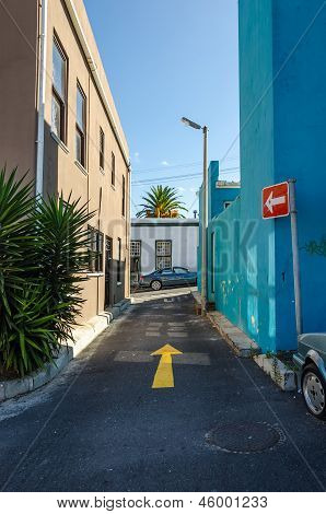Bo Kaap, Cape Town 102-street
