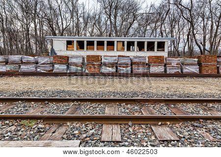 Old, Historic Train Station