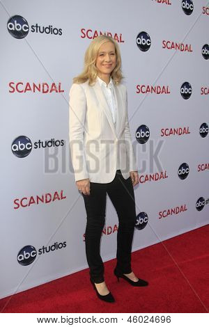 LOS ANGELES - MAY 16:  Betsy Beers arrives at