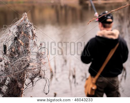 Fishing Net Poachers