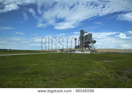 Space Shuttle Launch Pad 39A