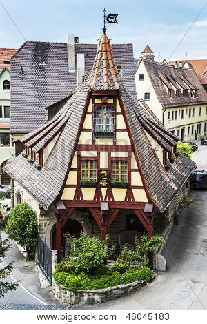 Rothenburg Smithy